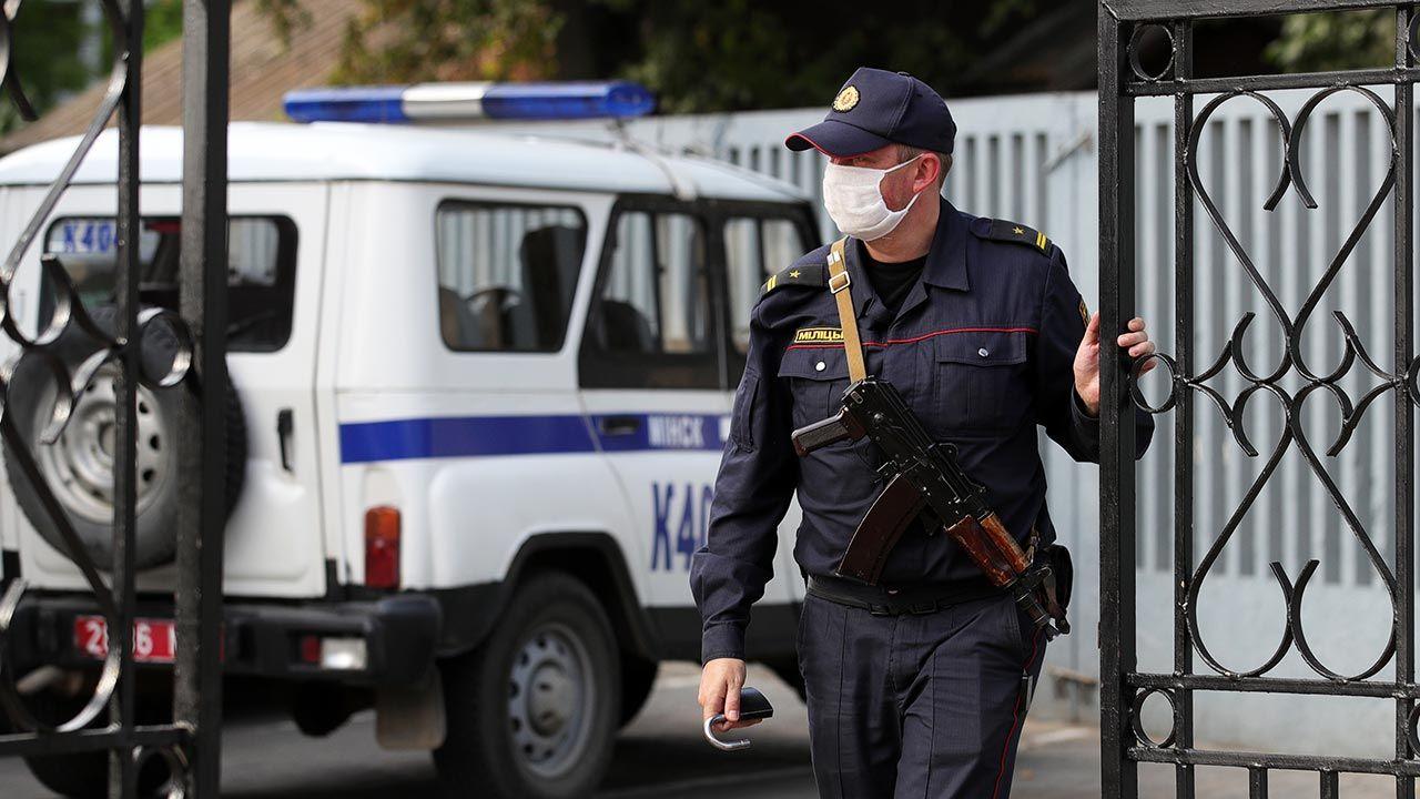 Polska dyplomacja będzie się starała pomóc uwięzionym rodakom (fot. Sergei Bobylev\TASS via Getty Images)