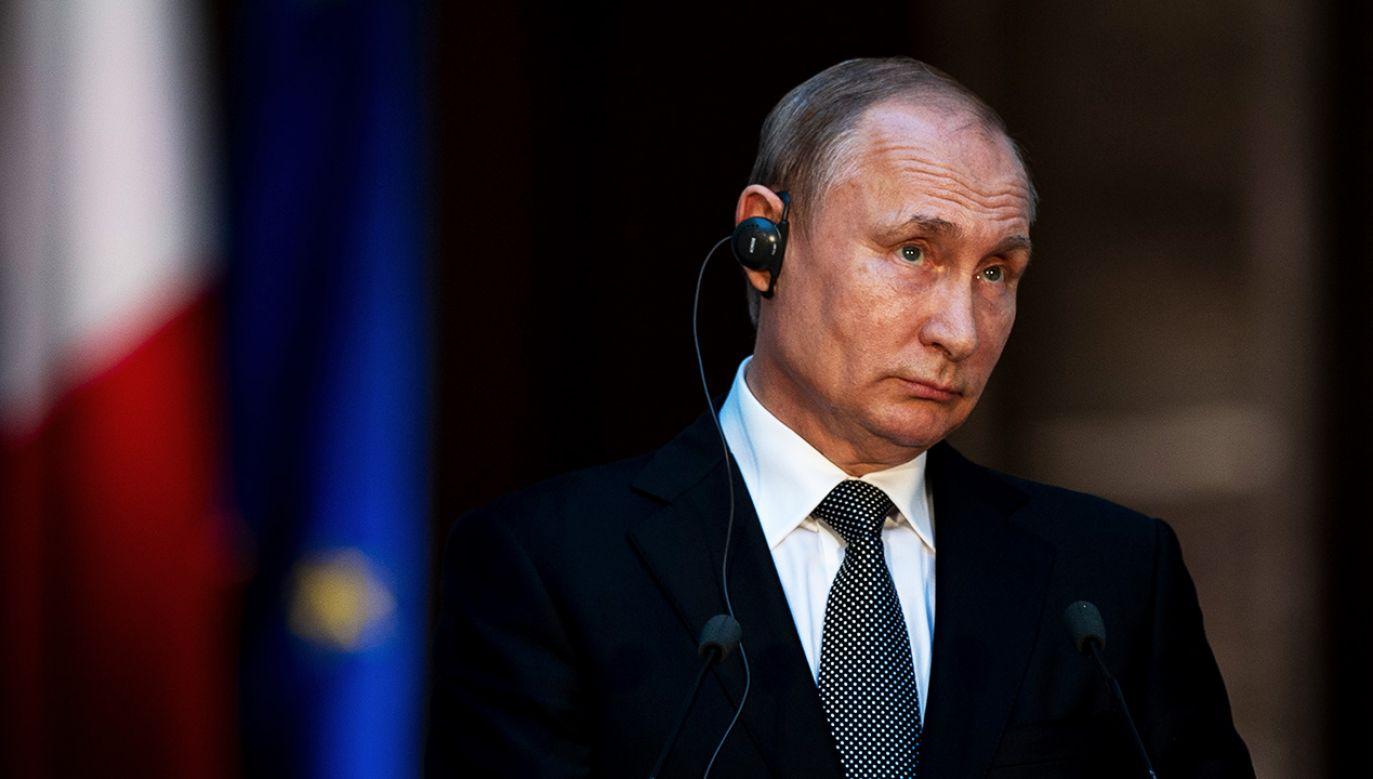 Czołowi medialni propagandyści włączają się w kampanię oszczerstw (fot. Shutterstock/Antonio Masiello/Getty Images)