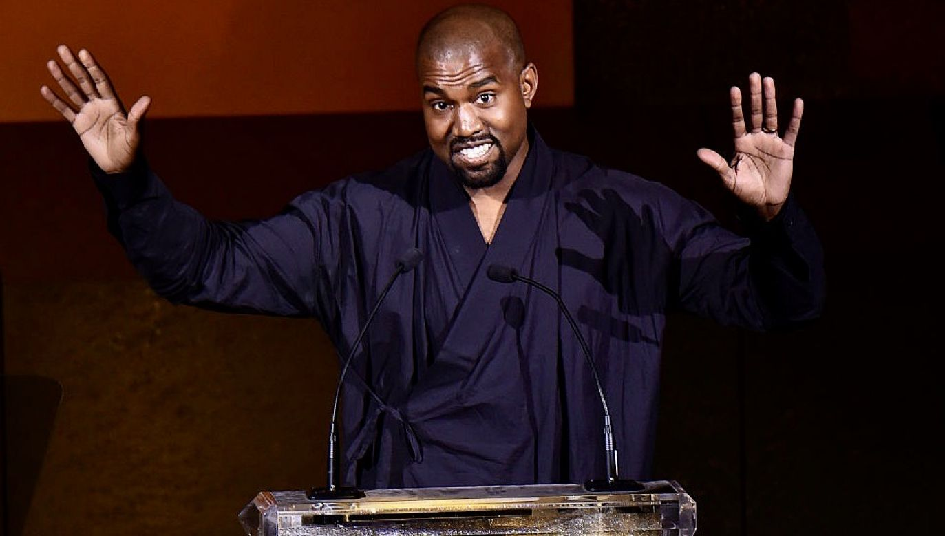 Kanye West promuje ekologię (fot. Michael Loccisano/Getty Images)