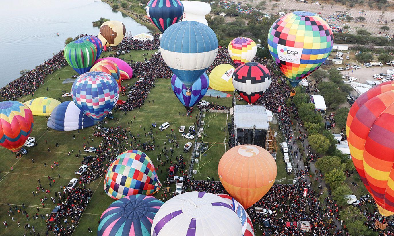 (fot. PAP/EPA/Luis Ramírez)