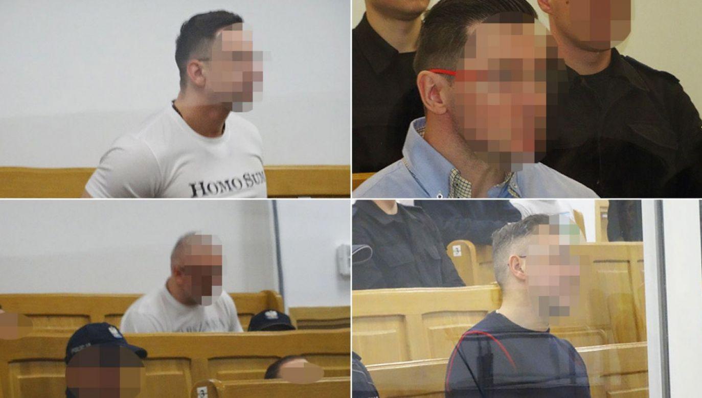 Przed warszawskimi sądami toczą się aż trzy procesy w sprawie brutalnych porwań (fot. RP)