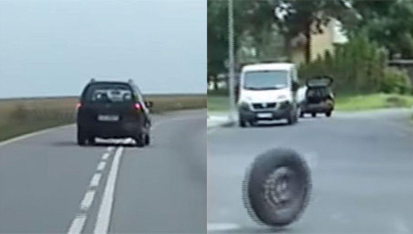 Pijany kierowca nie przestrzegał żadnych reguł (fot. Policja)