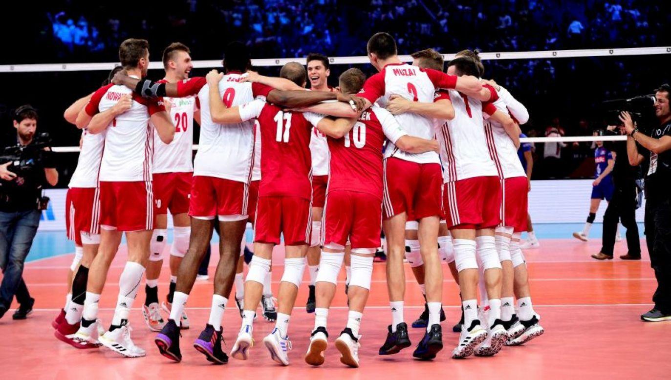 Reprezentacja Polski kolejny raz pokazała klasę... (fot. PAP)