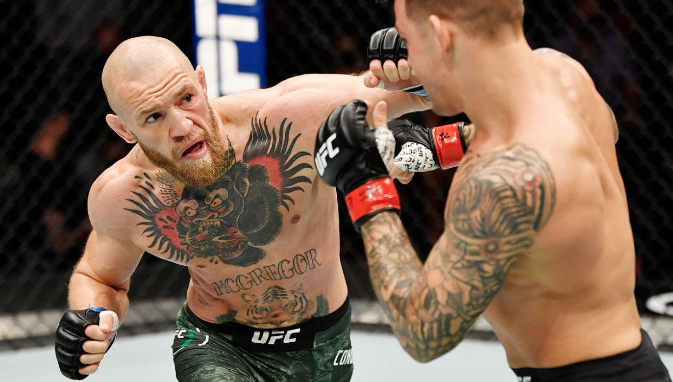 Potrzebuję aktywności w oktagonie – mówił po walce (fot. Jeff Bottari/Zuffa LLC via Getty Images)