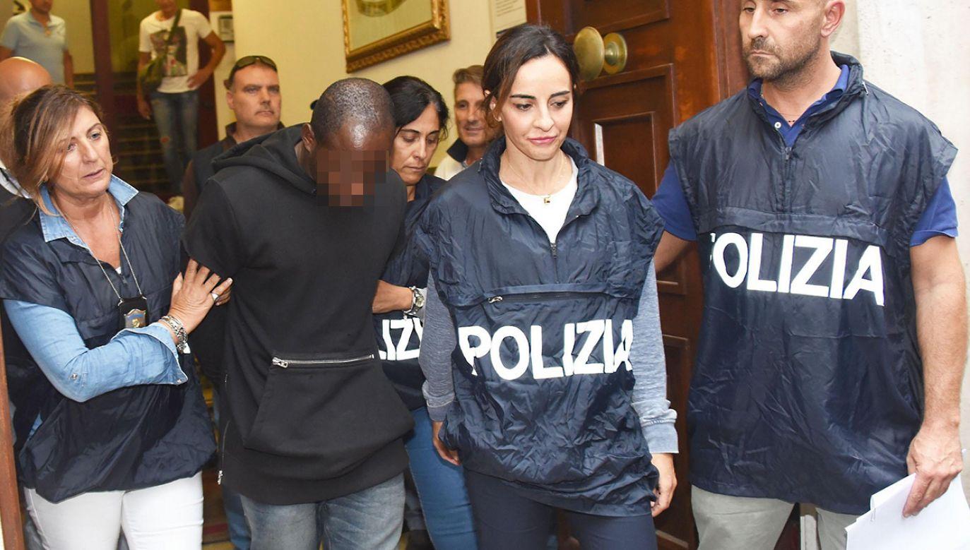 Kongijczyk spędzi w więzieniu 16 lat (fot. PAP/EPA/MANUEL MIGLIORINI)