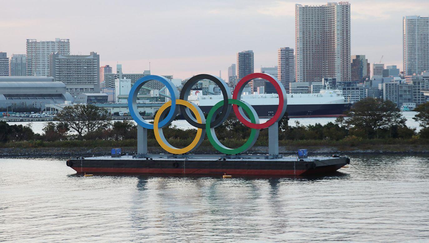 Igrzyska przełożono o rok (fot. Ahmet Furkan Mercan/Anadolu Agency via Getty Images)