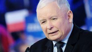 Jarosław Kaczyński (fot. Sean Gallup/Getty Images)