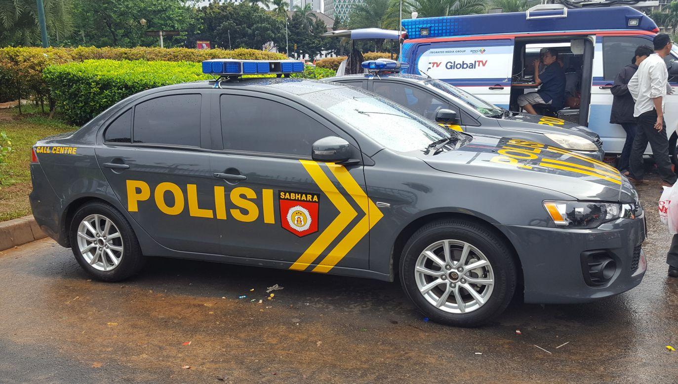 Indonezyjska policja zatrzymała sprawcę makabrycznej zbrodni (fot. Wikimedia)