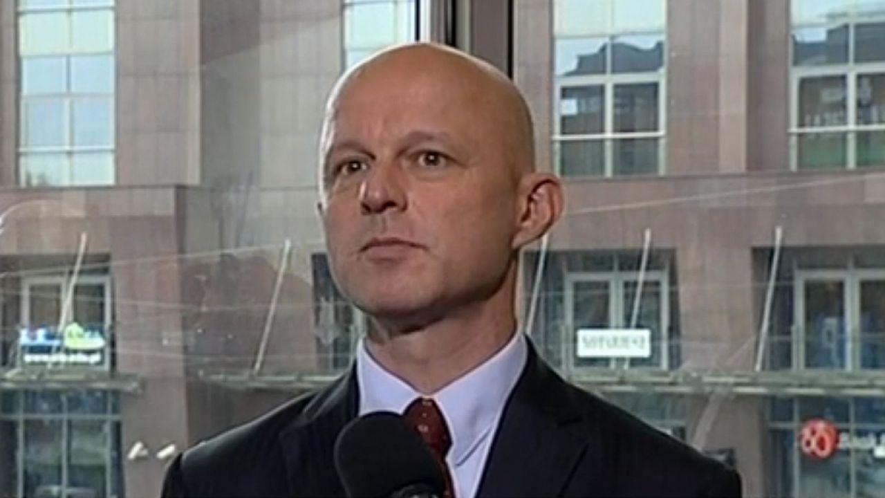 Paweł Szałamacha jest wskazywany przez media jako kandydat na ministra w rządzie PiS (fot. TVP Info)