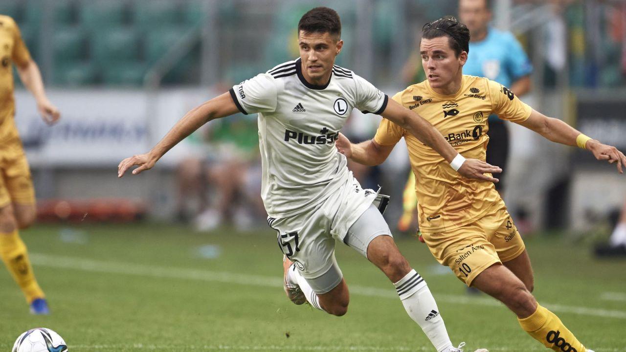 El. LM 2021: Legia Warszawa – Flora Tallin. Kiedy mecze? Z kim zagra Legia? Gdzie oglądać? (sport.tvp.pl)