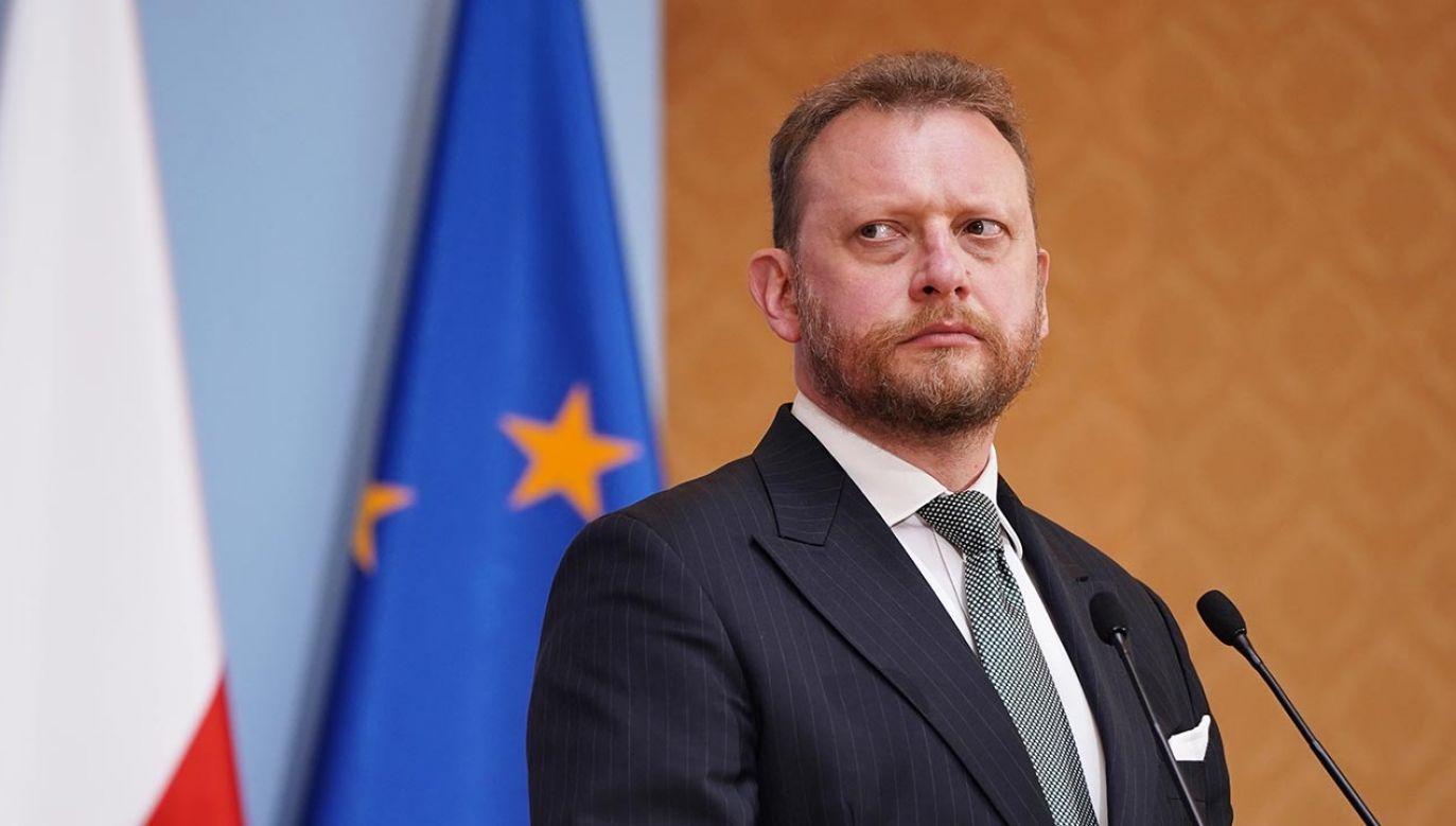 W ostatnich dniach wzrasta liczba zakażonych (fot. Forum/Mateusz Wlodarczyk)