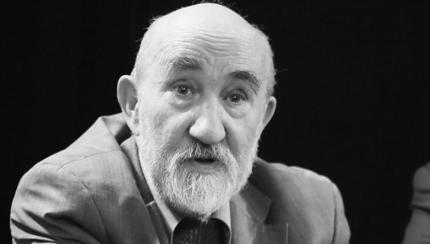 Stefan Bratkowski miał 86 lat (fot. PAP/Leszek Szymański)
