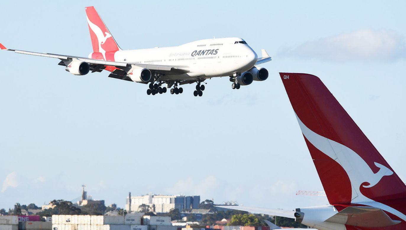 Problemem może okazać się tzw. jet lag (fot. James D. Morgan/Getty Images)