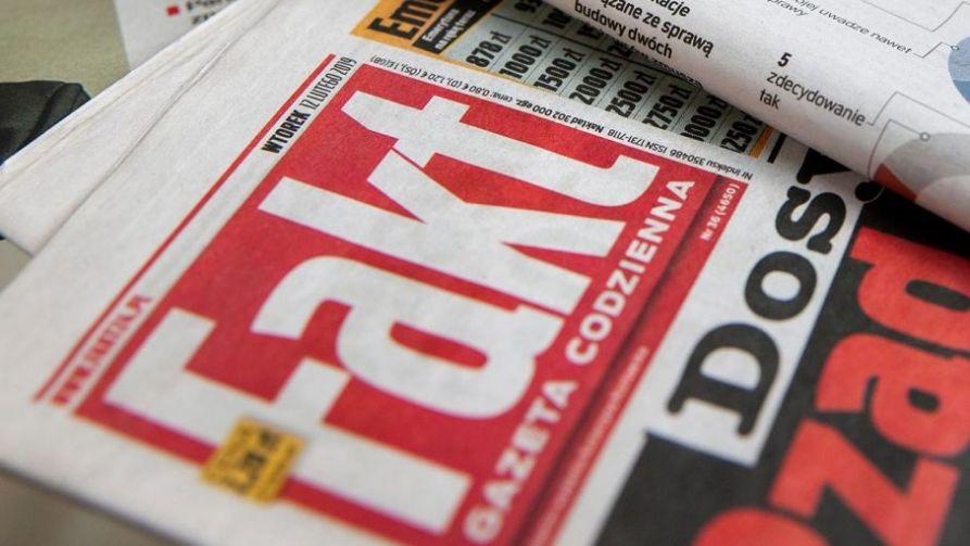 Rodzina oburzona publikacjami niemieckiej gazety (fot. Shutterstock/Karolis Kavolelis)