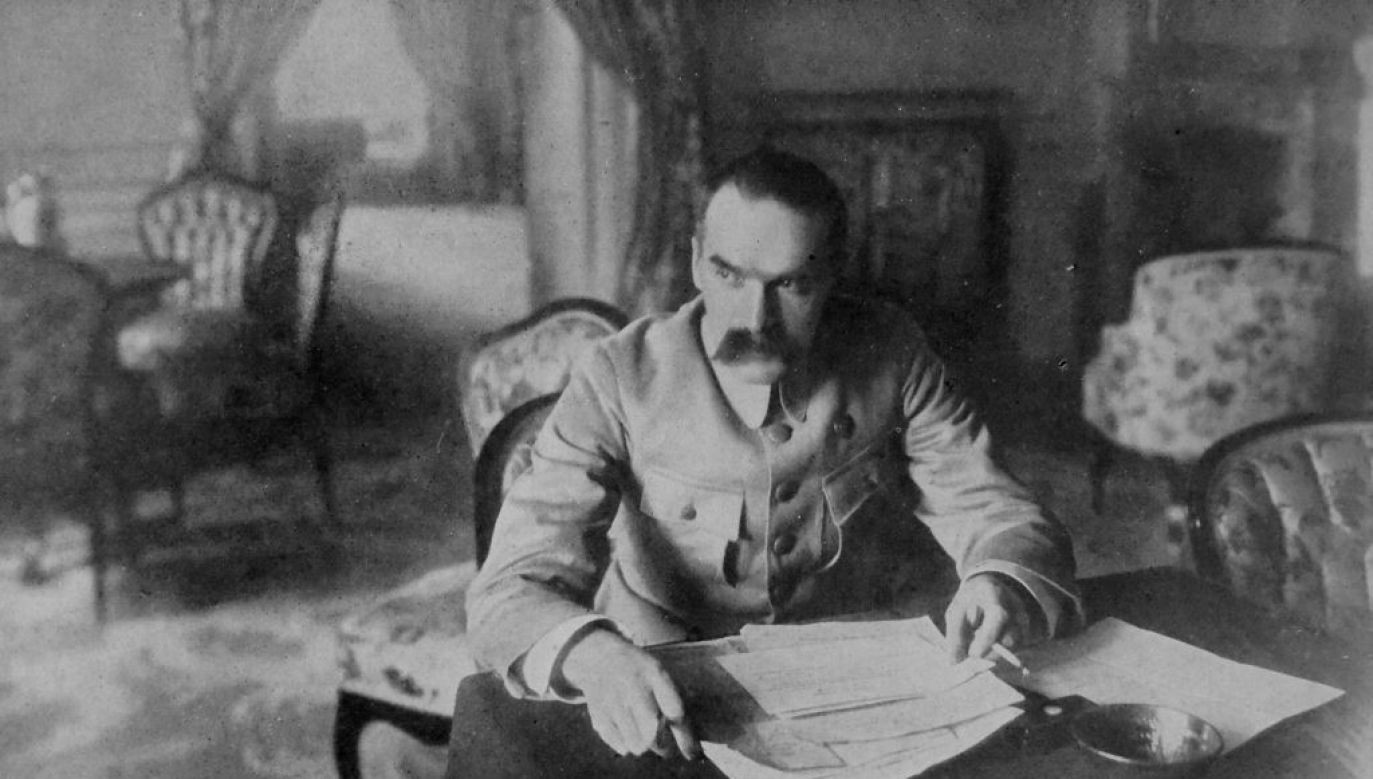 Marszałek Józef Piłsudski (fot. Photo12/ Universal Images Group via Getty Images)