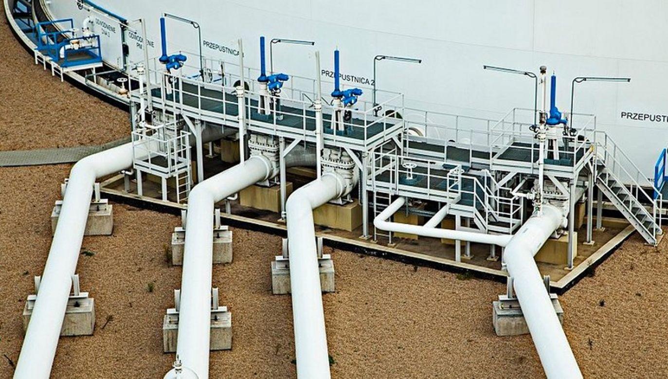 Do zanieczyszczenia znacznych ilości ropy w rurociągu Przyjaźń doszło w kwietniu (fot. żródło: PERN)