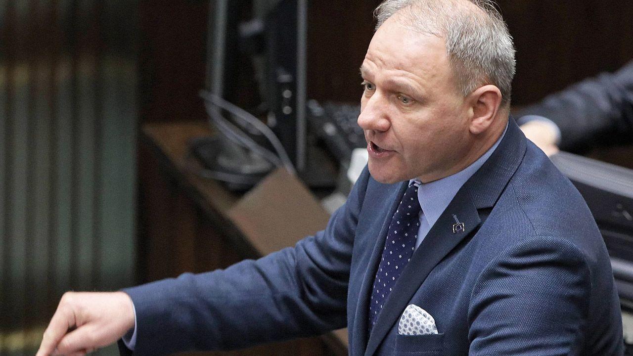 Prawdopodobnie to poseł Protasiewicz ma przejść do koła Nowoczesnej (fot. arch.PAP/Paweł Supernak)