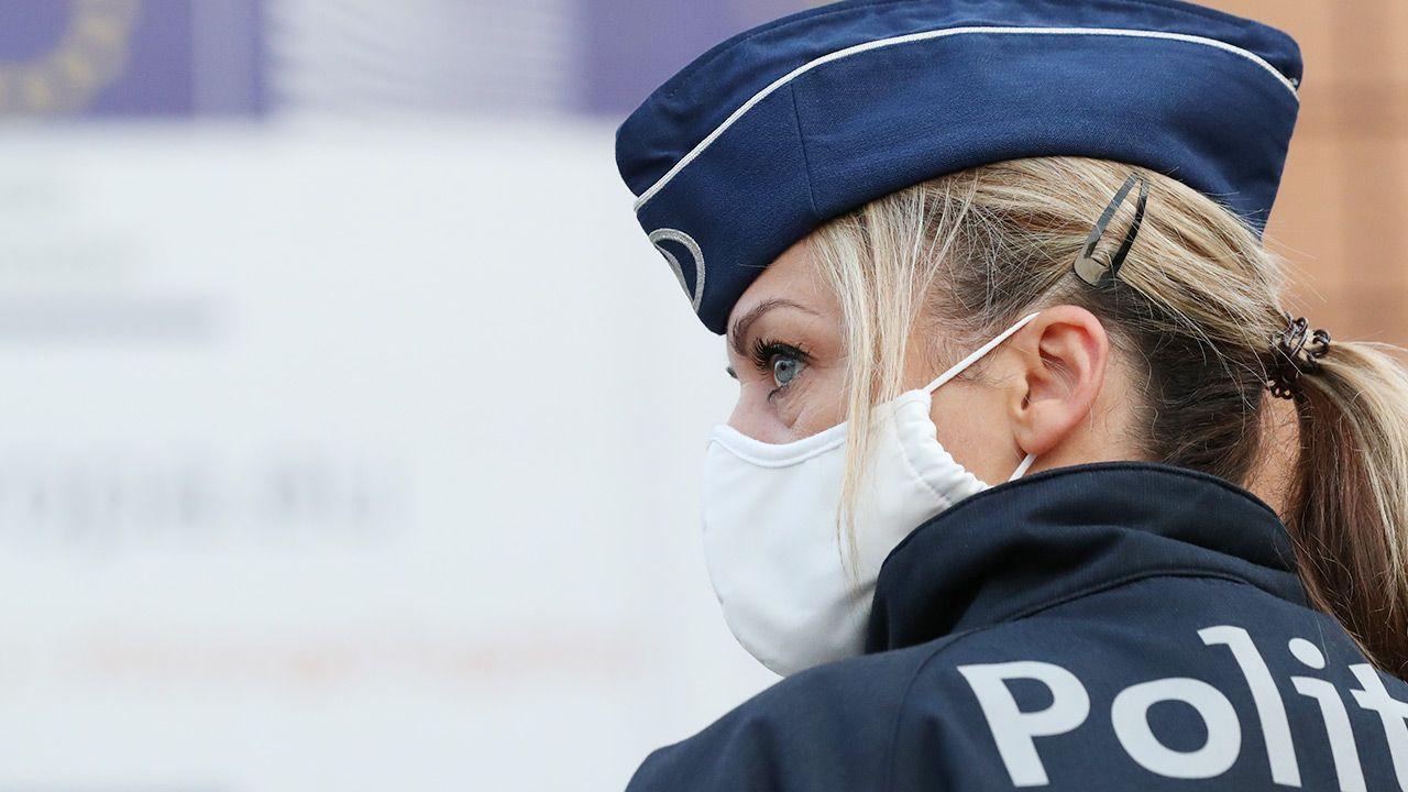 W źródłach śledczych pojawiły się inicjały dwóch dyplomatów (fot. REUTERS/Yves Herman)