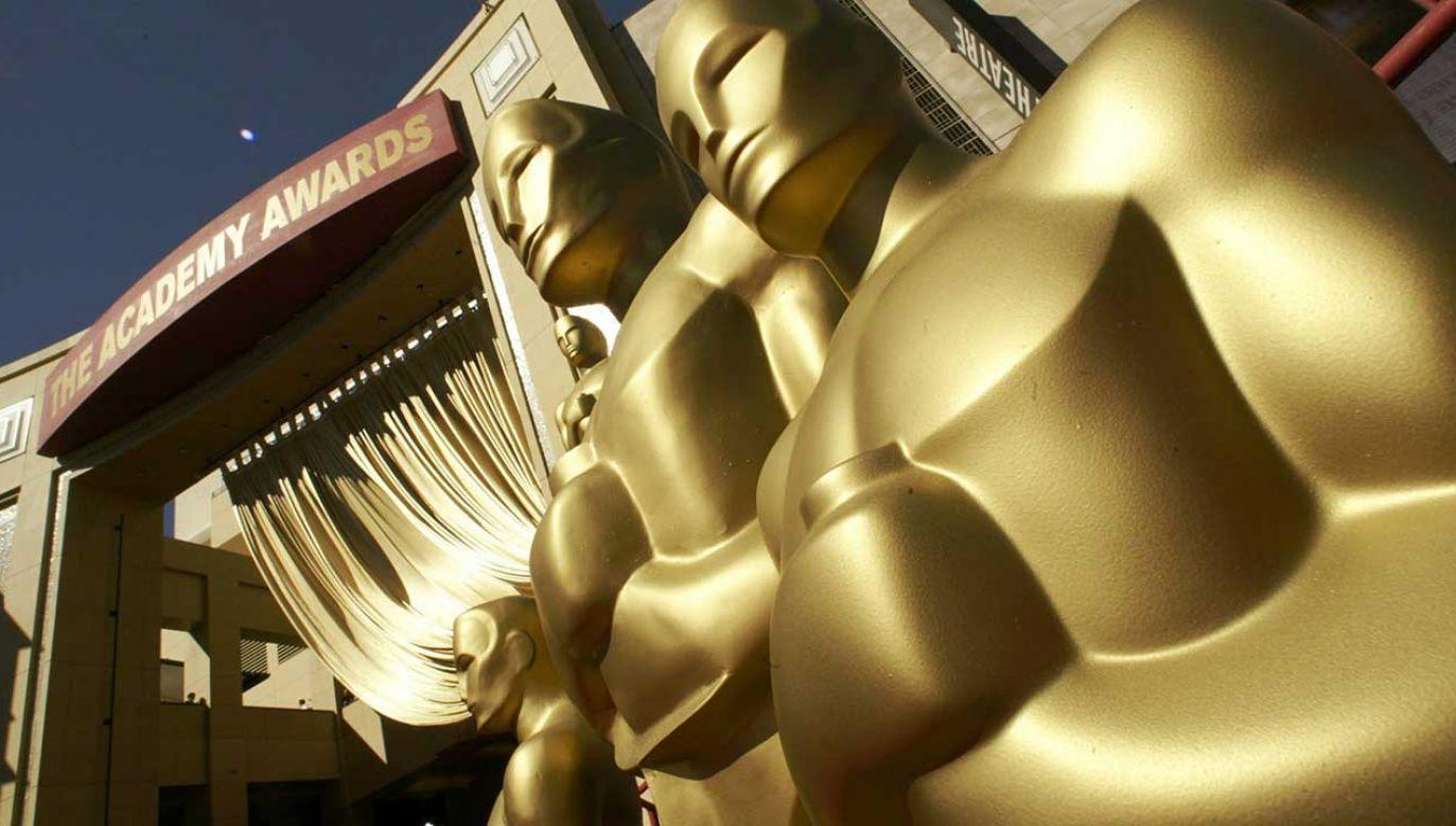 Akademia Filmowa powstała 11 stycznia 1927 roku (fot. arch. PAP/EPA/GARY CASKEY)