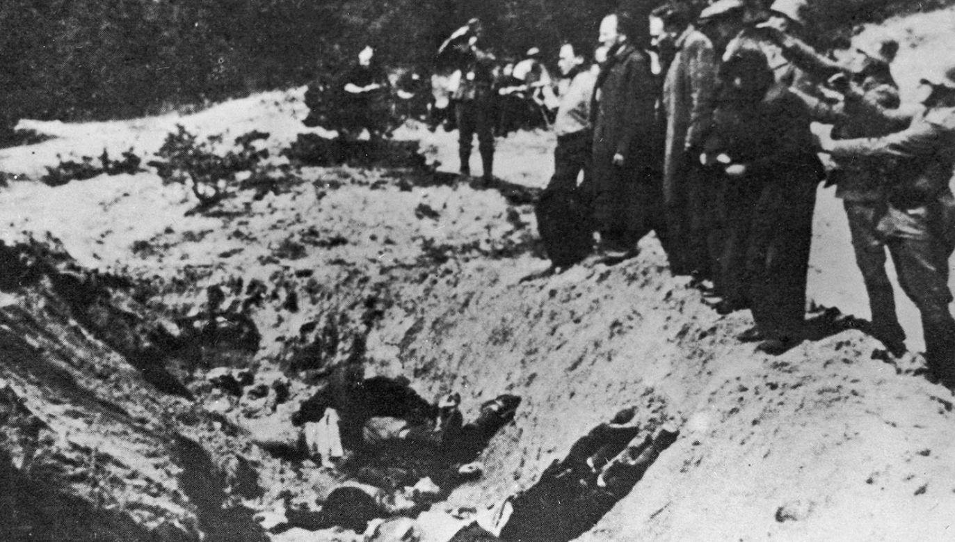 W dwa dni Niemcy zabili tysiące ludzi (fot. Hulton Archive/Getty Images)