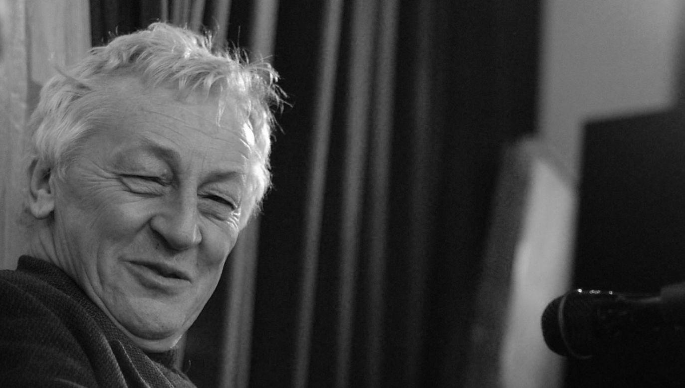 Ludwik Stomma 22 marca obchodziłby 70. urodziny (fot. arch. PAP/Jacek Turczyk)
