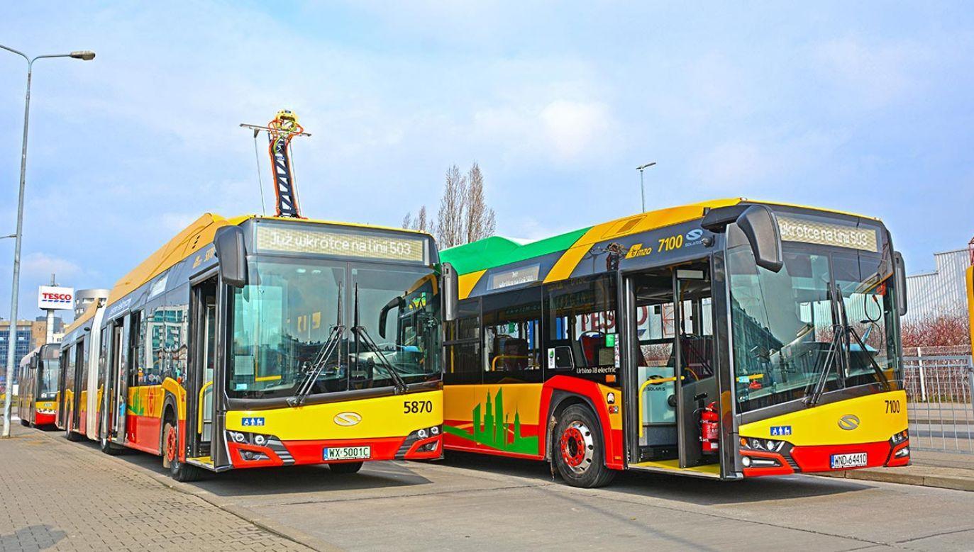 W polskich miastach jeździ już ponad 450 elektrycznych autobusów i będzie więcej (fot. SHutterstock/Martyn Jandula)