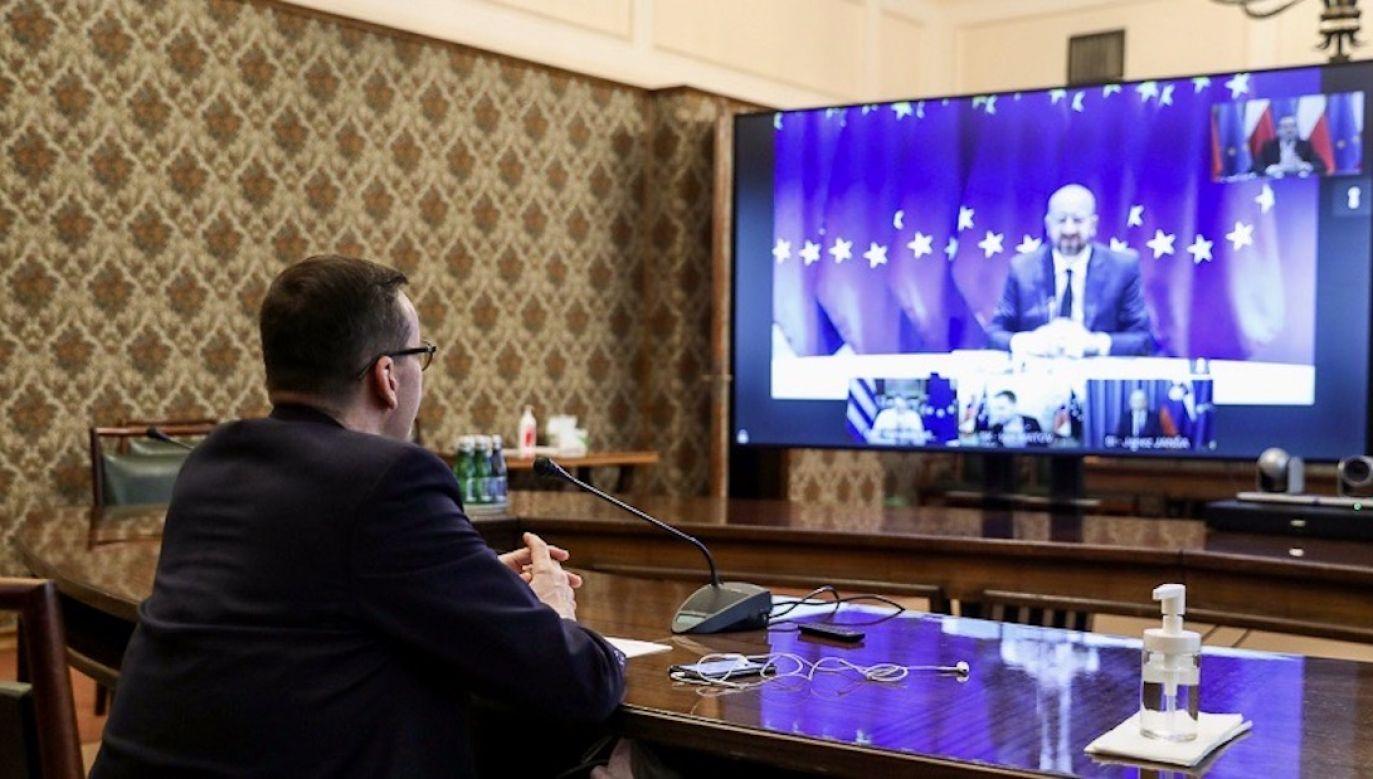Szczyt unijny odbędzie się w dniach 10-11 grudnia (fot. Adam Guz/KPRM)