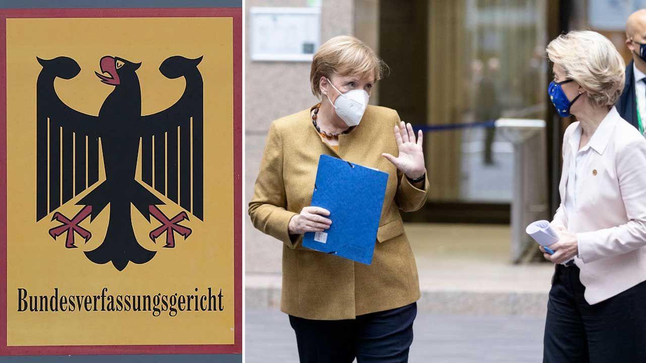 Powodem jest orzeczenie niemieckiego Trybunału Konstytucyjnego [Bundesverfassungsgericht] (fot.  Getty Images/Sean Gallup; Thierry Monasse)