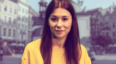 Sylwia Micyk, fot. TVP