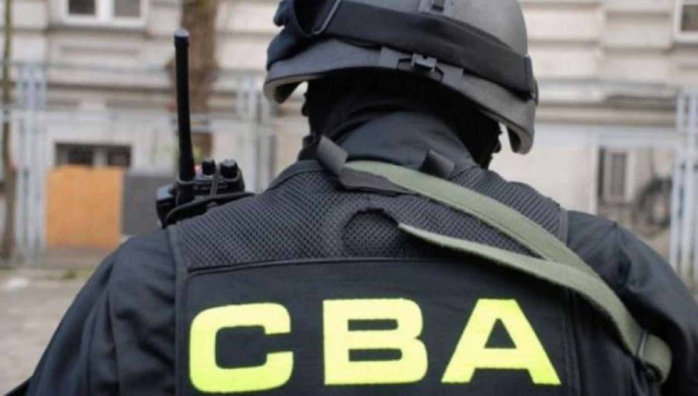Wszyscy zatrzymani usłyszeli już zarzuty (fot. CBA)