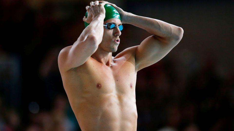 Pływak Roland Schoeman, złoty medalista z Aten, zdyskwalifikowany za doping