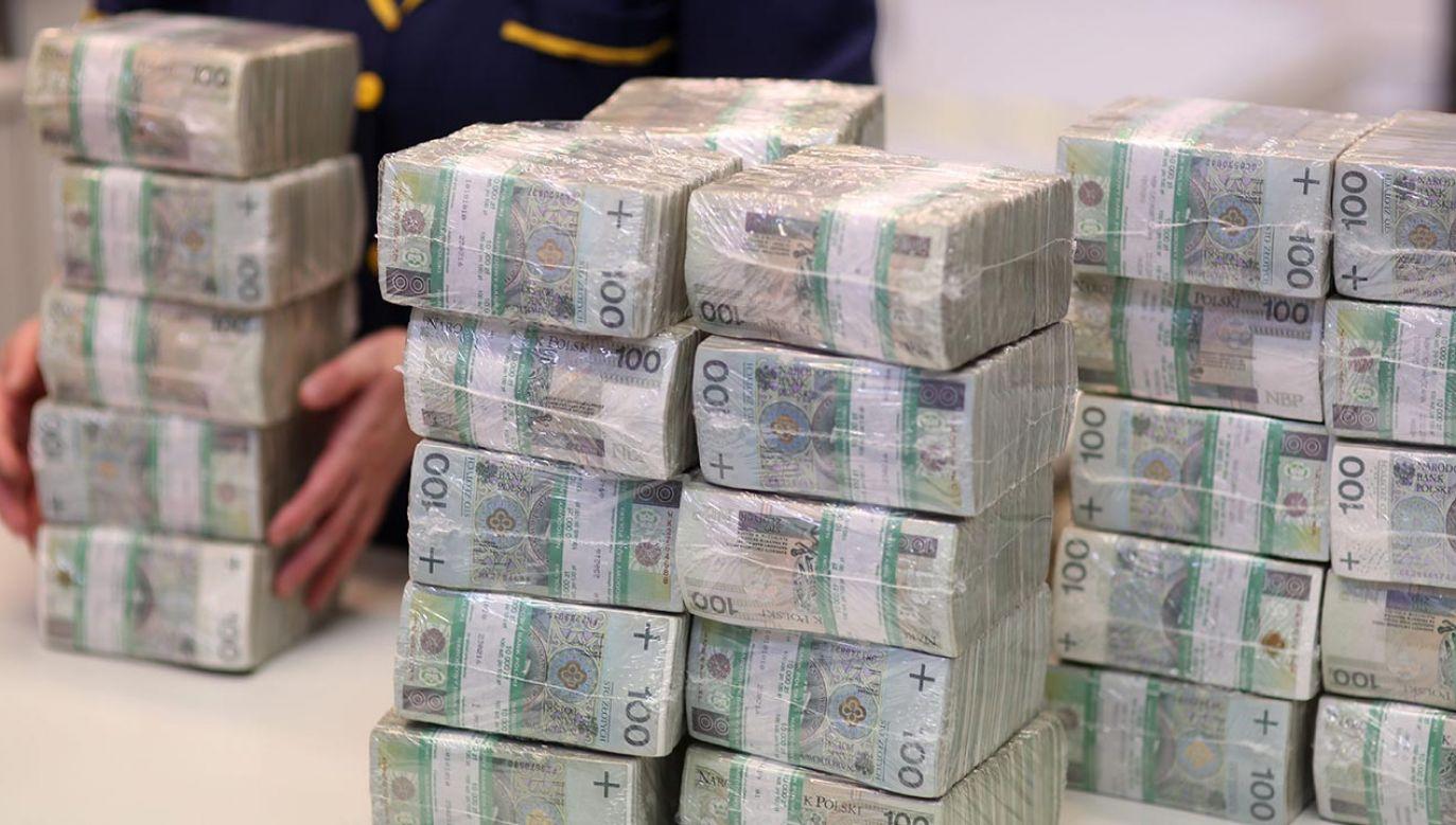 Samych mikropożyczek przyznano blisko 800 tysięcy, na kwotę blisko 4 mld zł (fot. PAP/Leszek Szymański)