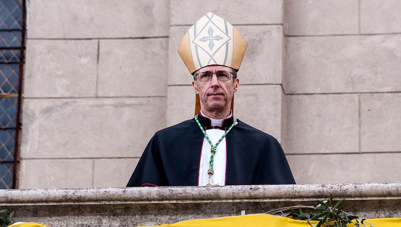 Ingres nowego prymasa Galii odbędzie się 20 grudnia (fot. Stefano Montesi/Corbis via Getty Image)