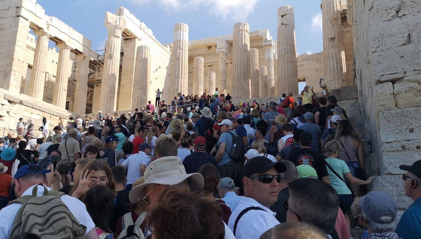 W tym roku Grecja będzie jednym z najpopularniejszych kierunków (fot. portal tvp.info)
