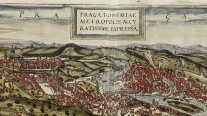 Rozkwit Pragi, początki Wiednia
