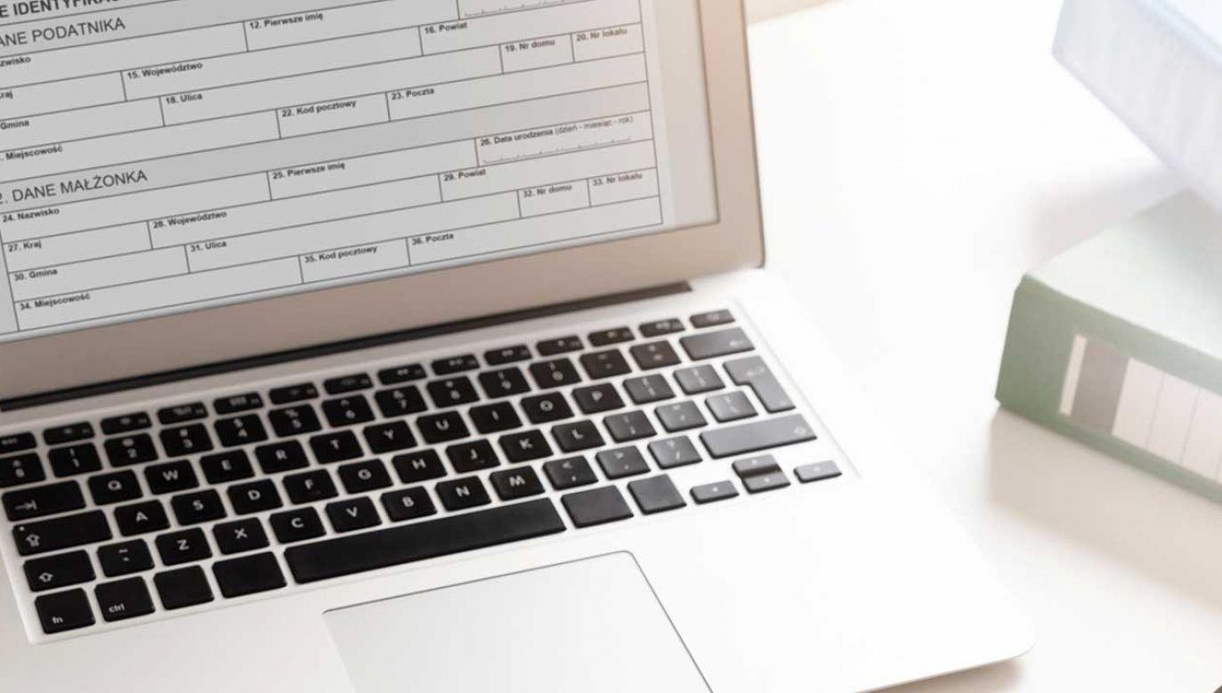 Jak podano, dzięki wprowadzeniu usługi Twój e-PIT został pobity ubiegłoroczny rekord PIT-ów złożonych przez internet (fot. Shutterstock/Proxima Studio)