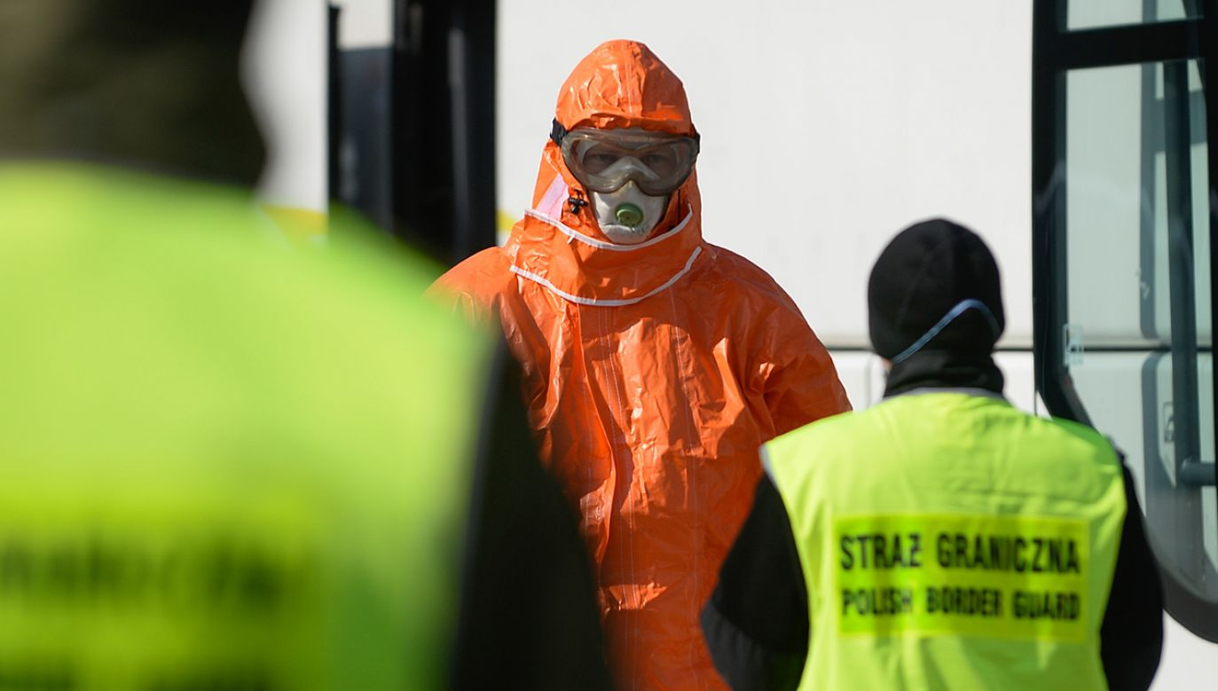 Epidemia w Polsce (fot. Omar Marques/Getty Images)