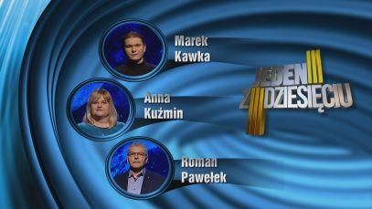 Poznaj finalistów 2 odcinka 117 edycji