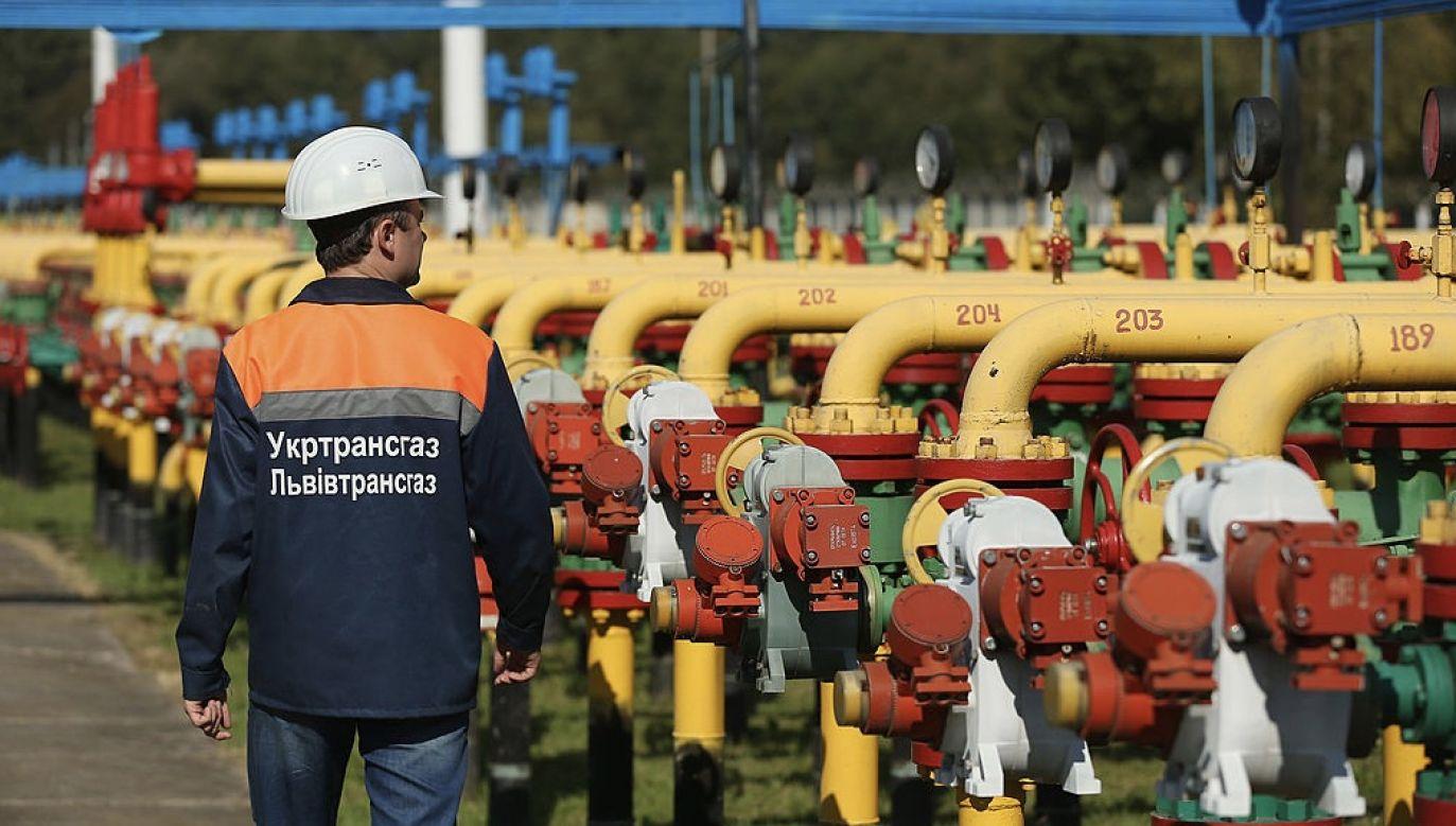 Umowa została podpisana w Kijowie (fot. Sean Gallup/Getty Images)