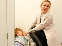 Gdzie są syn stewardessy i Sylwia? (fot. A. Grochowska)