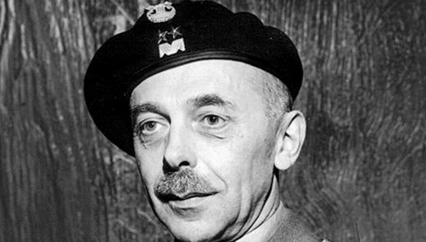 Tadeusz Bór-Komorowski  urodził się 1 czerwca 1895 r. (fot. Wikipedia)