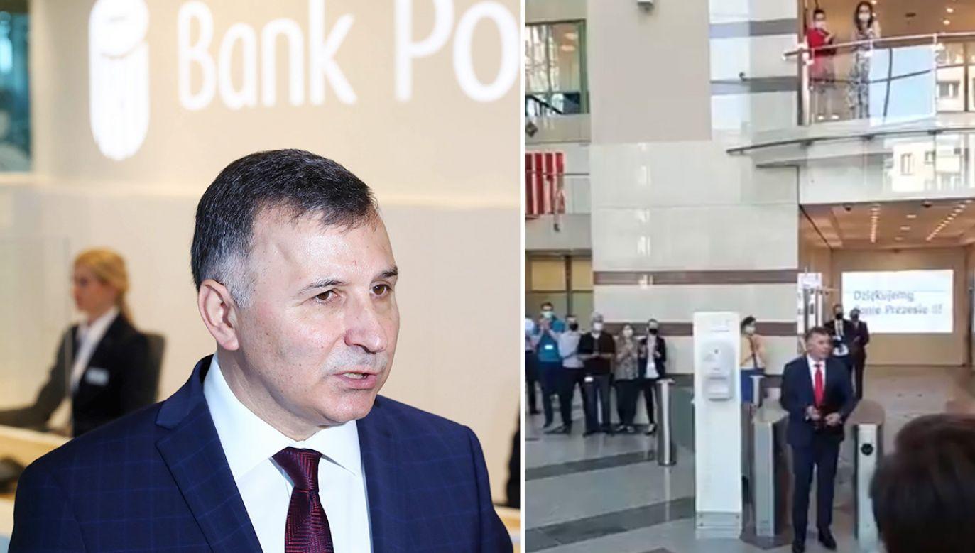 Zbigniew Jagiełło nie jest już prezesem PKO BP (fot. PAP/Rafał Guz; TT)