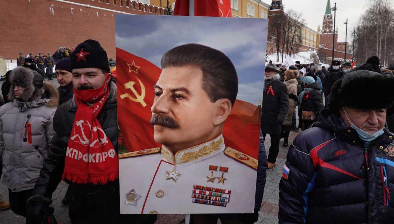 Zbrodniczy reżim wciąż nie został wypleniony (fot. PAP/EPA/MAXIM SHIPENKOV)