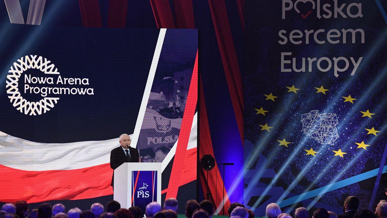 Konwencja Prawa i Sprawiedliwości odbyła się przed tygodniem  (fot. PAP/Radek Pietruszka)