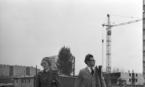 Warszawa 1970. Realizacja filmu w reżyserii Jerzego Gruzy