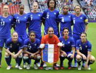 Francuzki w walce o olimpijski finał będą musiały pokonać Japonki, aktualne mistrzynie świata (fot. Getty Images)