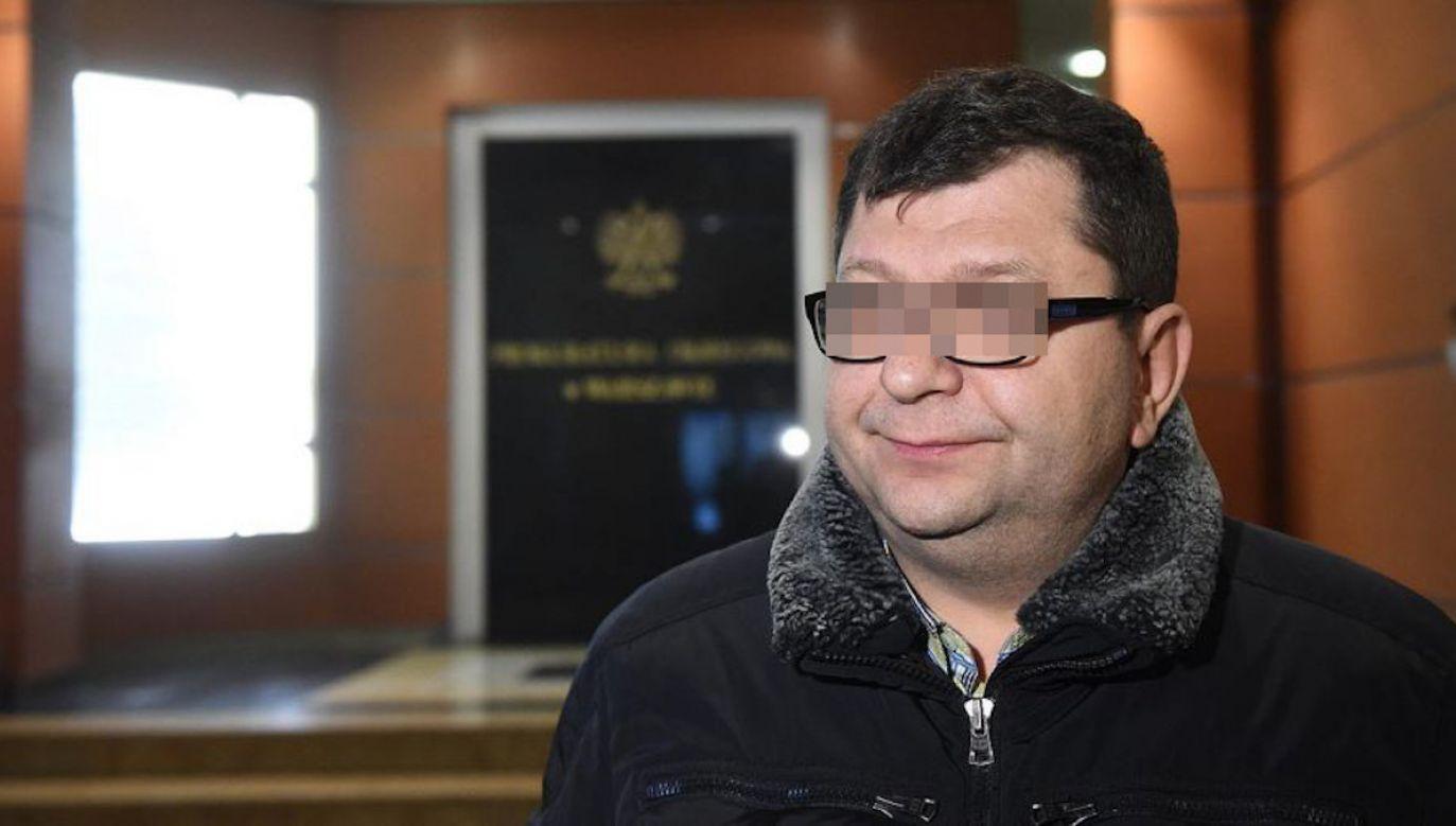Zbigniew S. zgłosił problemy zdrowotne (fot. arch.PAP/Radek Pietruszka)