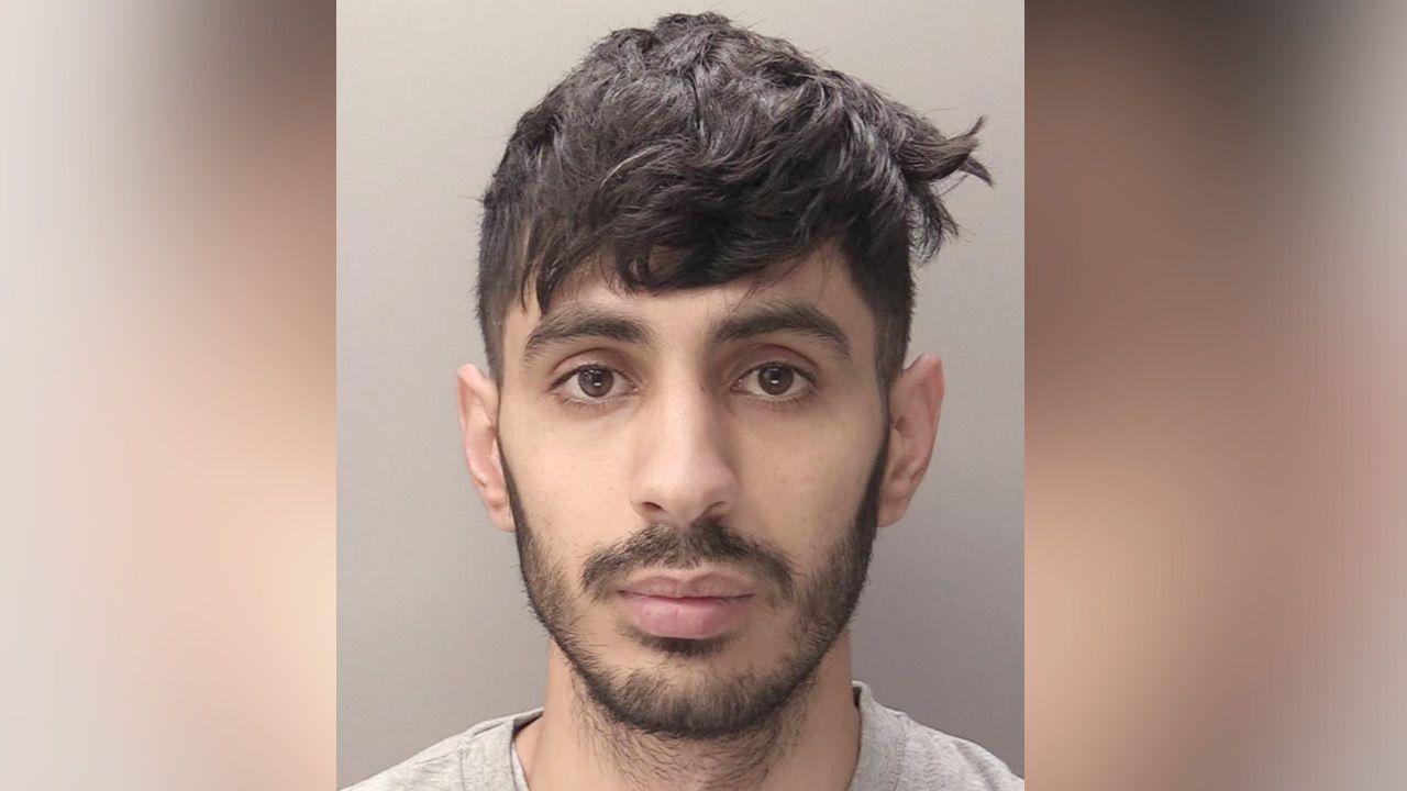Azam Mangori planował zbrodnięo dłuższego czasu (fot.TT/Devon & Cornwall Police)