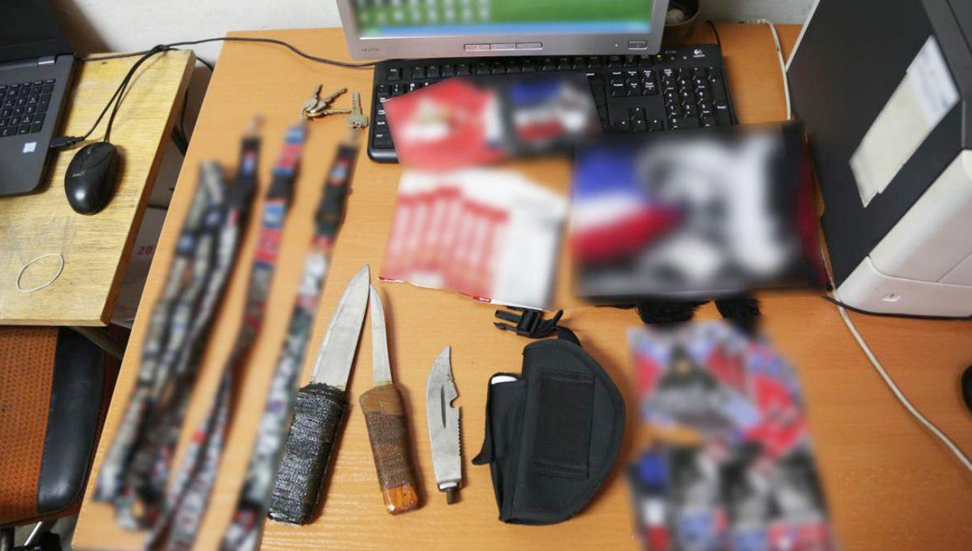 Policja prosi świadków napaści oraz osoby poszkodowane w wyniku ataku o zgłaszanie się do komisariatu policji w Krakowie przy os. Zgody (fot. Policja małopolska)