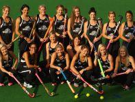 Reprezentacja Nowej Zelandii w hokeju na trawie (fot. Getty Images)